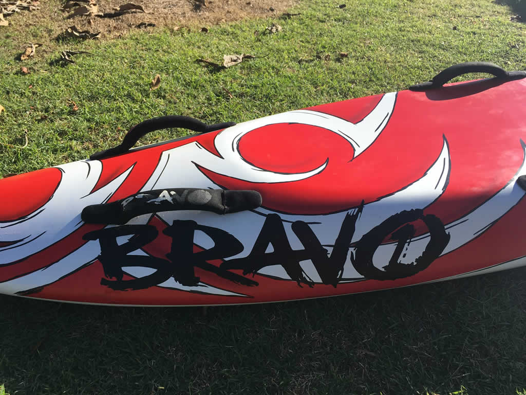 Nipper bravo Paddle Board Surfers Paradise, Queensland
